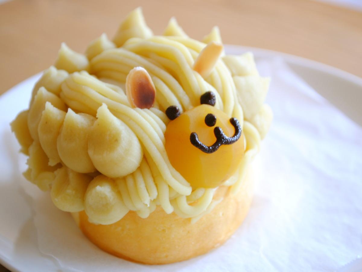オーダーメイドライオンケーキ