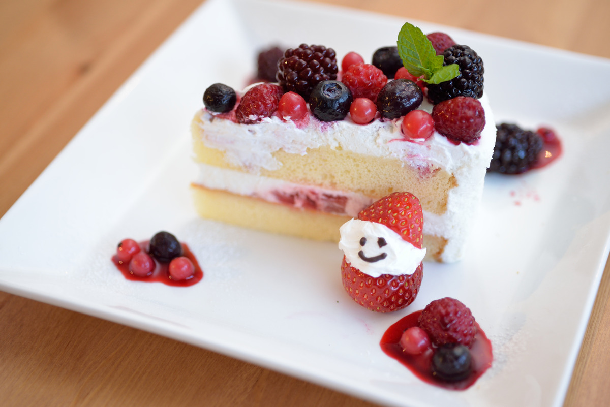 オールシーズカフェのデザート
